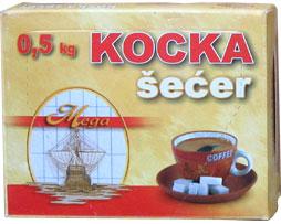 KOCKA-SECER