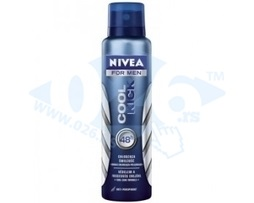NIVEA COOL KICK 203X254