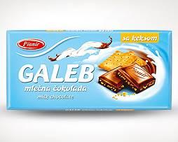 GALEB KEKS