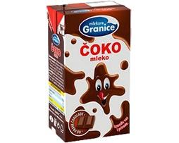 COKO MLEKO GRANICE